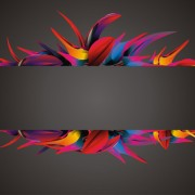 Link toCreative abstract cover background vectors 06 free