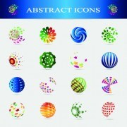 Link toCreative abstract icons vector