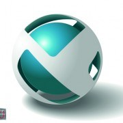 Link toCreative abstract sphere design vector 02