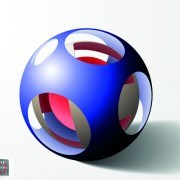 Link toCreative abstract sphere design vector 04