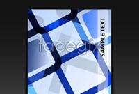 Link toCreative album cover background vector