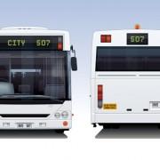 Link toCreative bus design vector 04 free