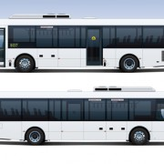 Link toCreative bus design vector 05 free