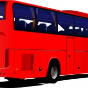 Link toCreative bus design vector 06 free