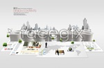 Link toCreative business ads psd