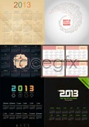 Link toCreative calendar 2013 meeting 2 vector