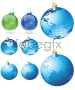 Link toCreative christmas ball vector