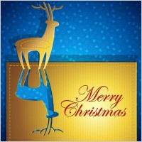 Link toCreative christmas cards 03 vector