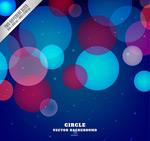 Link toCreative circular background vector