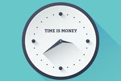 Link toCreative clock designs vector