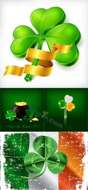 Link toCreative clover vector