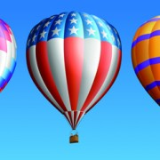 Link toCreative colorful hot air balloons vector 05 free