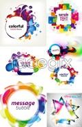 Link toCreative design element vector