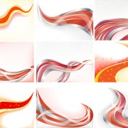 Link toCreative dynamic lines vector