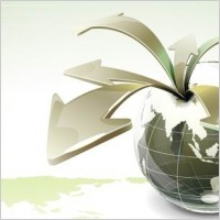 Link toCreative eruptions earth poster background vector 1 arrow