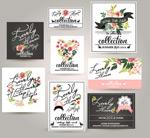 Link toCreative flower card vector