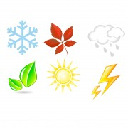 Link toCreative four season elements vector 03 free