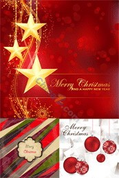 Link toCreative holiday background vector map