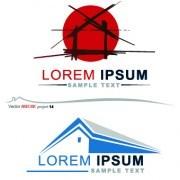 Link toCreative house vector logos 04