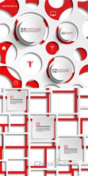 Link toCreative infographic vector