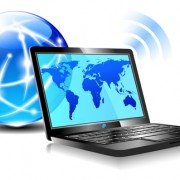 Link toCreative internet world design vector 01 free
