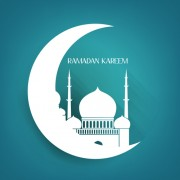 Link toCreative islamic mosque vector background 02 free