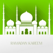 Link toCreative islamic mosque vector background 03 free