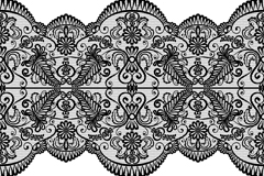Link toCreative lace pattern vector background