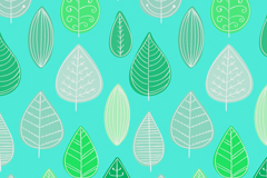 Link toCreative leaf seamless vector background