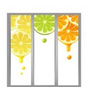 Link toCreative lemon vector banners set free