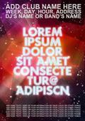 Link toCreative letter poster psd