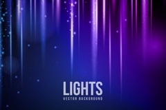 Link toCreative light effect background vector