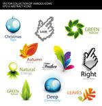 Link toCreative logo design vector
