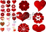Link toCreative love design vector