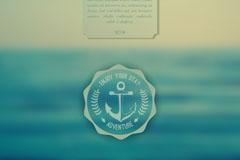 Link toCreative marine blurred vector background