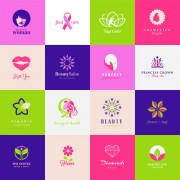 Link toCreative medical and healthcare logos vector set 01 free