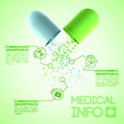 Link toCreative medical info design vector 02 free