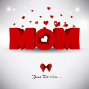 Link toCreative mother day design vector background free