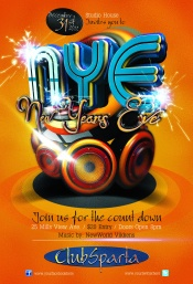 Link toCreative new year poster psd material