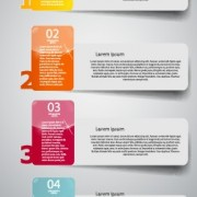 Link toCreative number business banner template 04 free