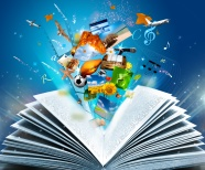 Link toCreative open book picture download