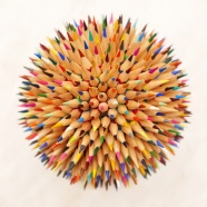 Link toCreative pencil ball picture download