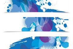 Link toCreative printing banner design vector
