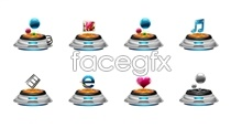 Link toCreative science fiction fashion file icon