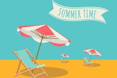 Link toCreative summer background vector