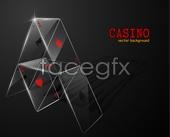 vector card transparent Creative