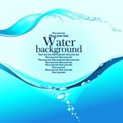 Link toCreative water art backgrounds 01 vector
