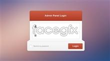 Link toCreative web page login box psd source file s