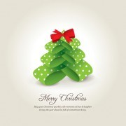 Link toCreative xmas tree christmas cards vector 04