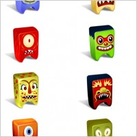 Link toCreature icons vol.3 icons pack